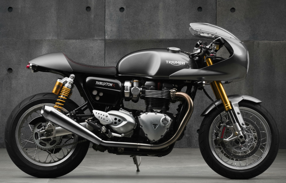 Triumph Motorcycles Is Offering A Track Racer Package On The House