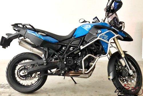 Motor Bmw Gs 800