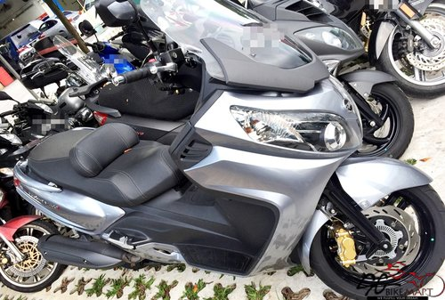 Used SYM Maxsym 400i bike for Sale in Singapore - Price, Reviews