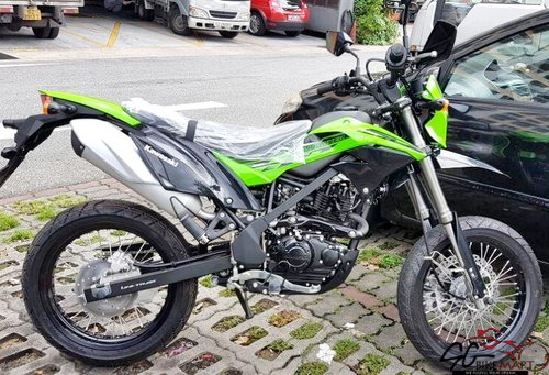 Brand New Kawasaki KLX150 For Sale In Singapore