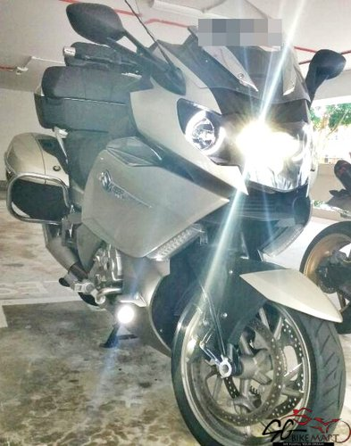 Used BMW K1600GTL bike for Sale in Singapore - Price
