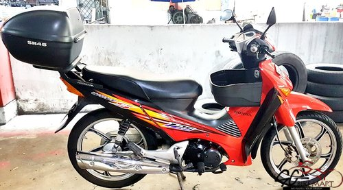 Used Honda Wave 125 For Sale In Singapore Price Reviews