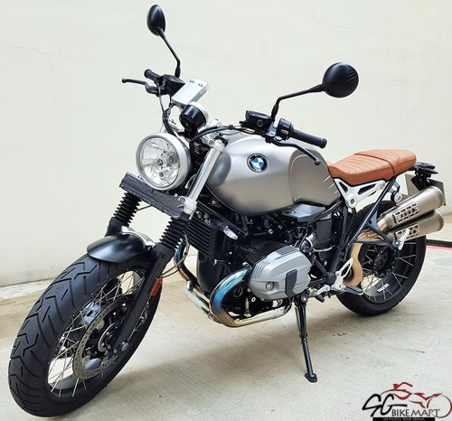 Used BMW R NineT Scrambler bike for Sale in Singapore