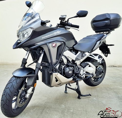 Used Honda Vfr800x Crossrunner For Sale In Singapore Price