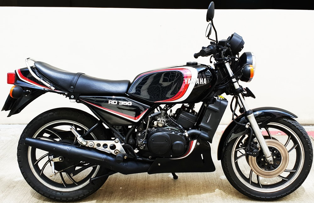 Used Yamaha RZ350 bike for Sale in Singapore - Price, Reviews