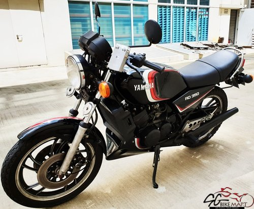 Used Yamaha RZ350 bike for Sale in Singapore - Price
