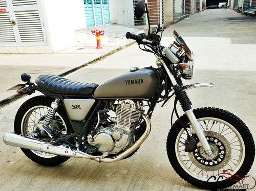 Yamaha Sr400 For Sale >> Used Yamaha Sr400 Bike For Sale In Singapore Price