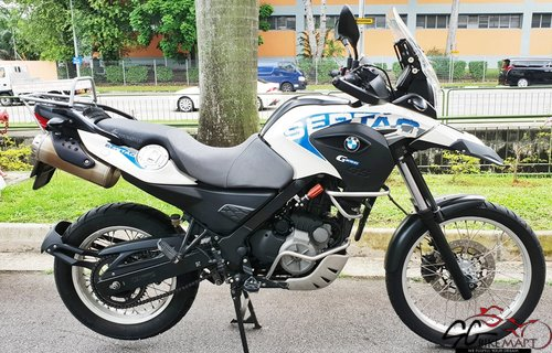 Used BMW G650GS Sertao bike for Sale in Singapore - Price