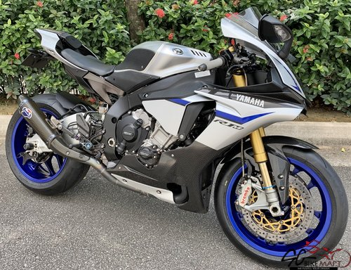 Used Yamaha YZF-R1M bike for Sale in Singapore - Price, Reviews