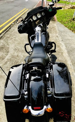 Used Harley Davidson Street Glide Special bike for Sale in