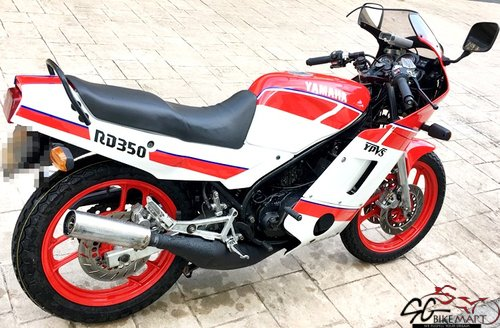 Used Yamaha RD350 bike for Sale in Singapore - Price
