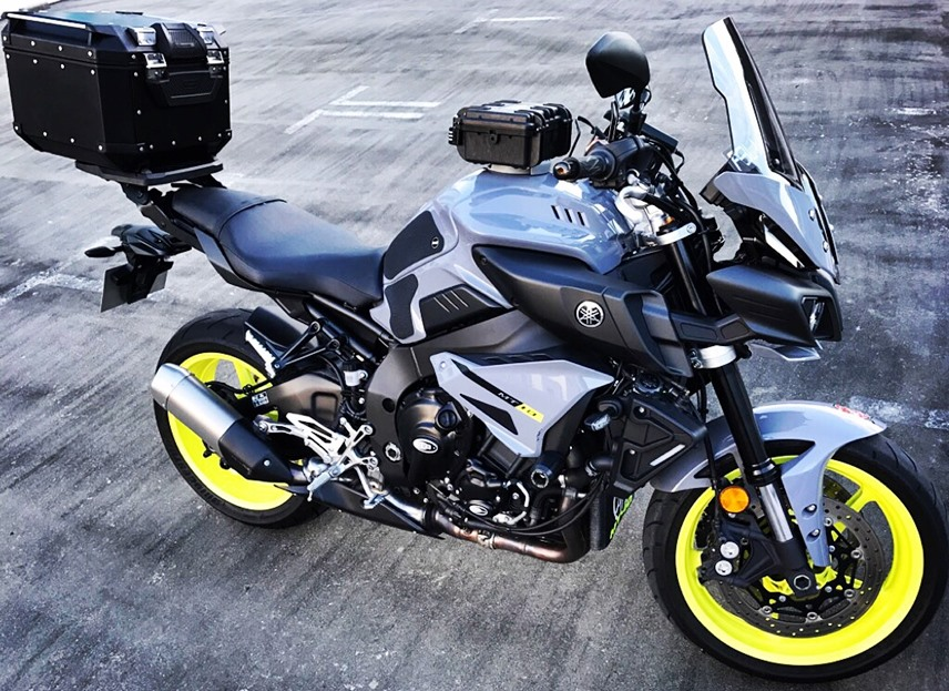 Used Yamaha MT-10 bike for Sale in Singapore - Price