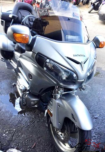 Used Honda GL1800A Goldwing bike for Sale in Singapore ...