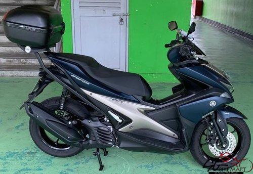 Used Yamaha Aerox 155 bike for Sale in Singapore - Price