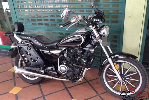 3e19015d440 Used ZongShen ZS150 bike for Sale in Singapore - Price, Reviews ...