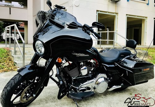 Used Harley Davidson Street Glide Special bike for Sale in