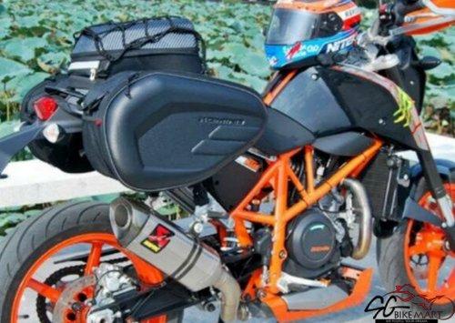 Komine Saddle Bag for Sale in Singapore - SGBikemart c4187e05a971c