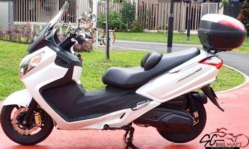Used SYM Maxsym 400i bike for Sale in Singapore - Price