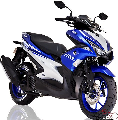 Brand New Yamaha Aerox 155 for Sale in Singapore - Specs