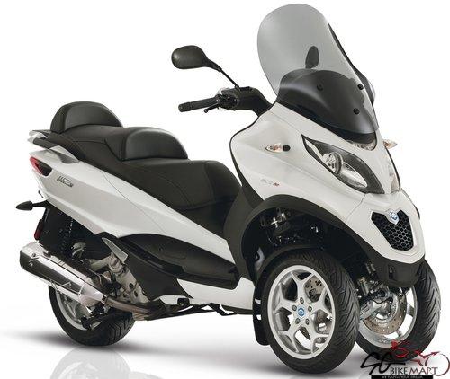 Brand New Piaggio Mp3 Business 500 Hpe For Sale In
