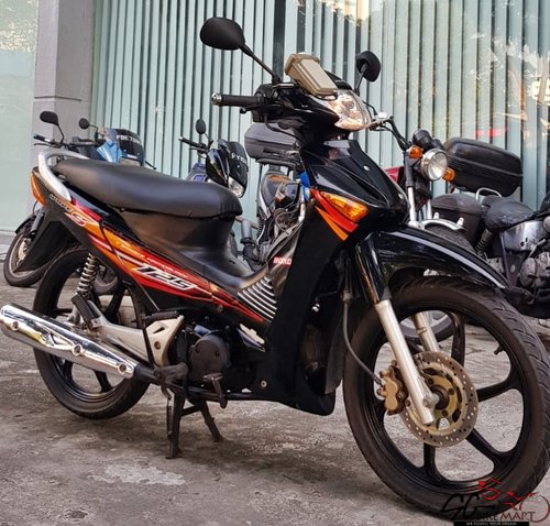 Used Honda Wave 125 Bike For Sale In Singapore Price