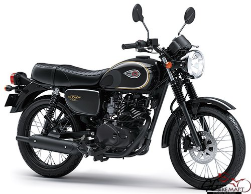 Brand New Kawasaki W175 for Sale in Singapore - Specs