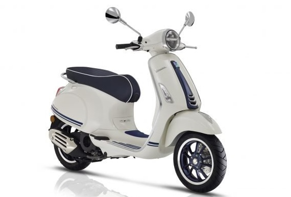 World's Most Iconic Scooter Brand Vespa Unveils New Special